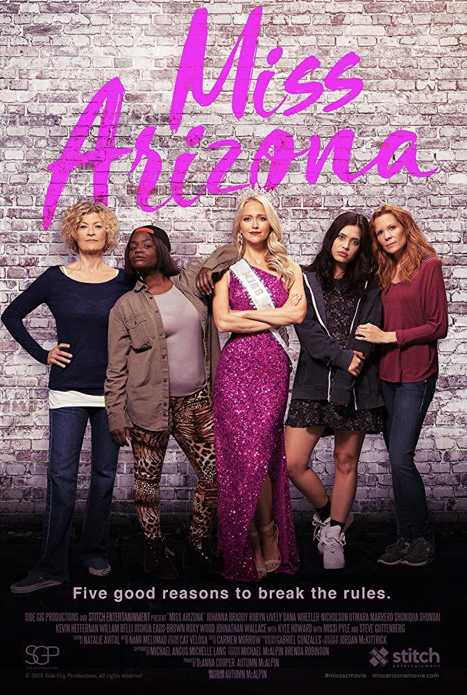 Miss Arizona 2018 [WEBRip] [720p] YIFY