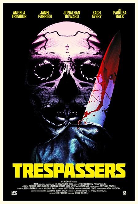 Trespassers (2019) 720p WEBRip 800MB x264 GalaxyRG