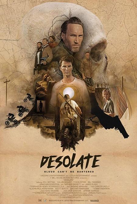 Desolate (2018) 1080p WEB DL H264 AC3 EVO