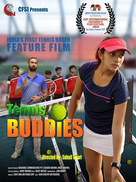 Tennis Buddies 2019 Hotstar DL Hindi 1080p AVC AAC ESub Telly