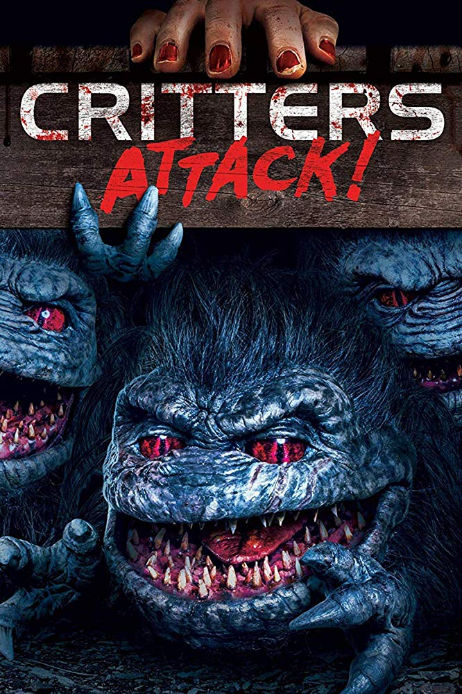 Critters Attack 2019 BDRip XviD AC3-EVO[TGx]