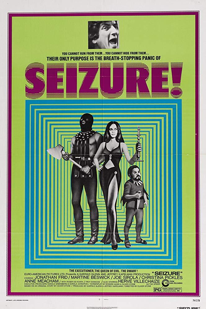 Seizure 1974 BRRip XviD MP3-XVID