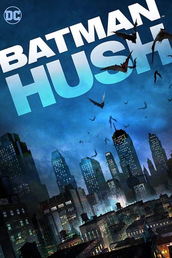 Batman Hush 2019 720p AMZN WEBRip DDP5 1 x264-NTG