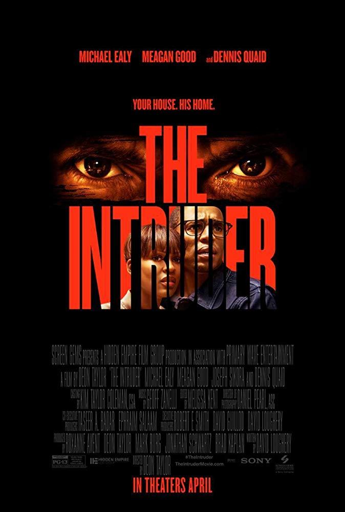 The Intruder 2019 720p BluRay 800MB x264-GalaxyRG