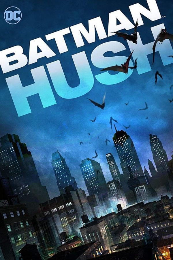 Batman Hush 2019 English 720p WEBRip x264 AAC 700MB ESub[MB]