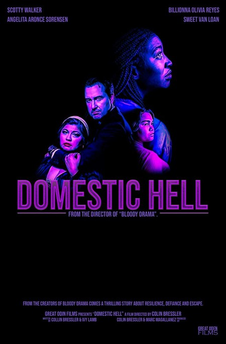 Domestic Hell 2018 WEBRip 720p 1XBET
