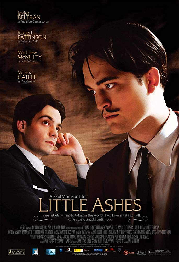 Little Ashes 2008 [BluRay] [720p] YIFY