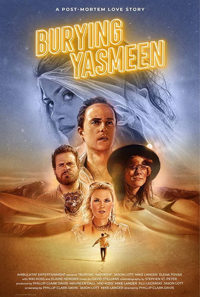 Burying Yasmeen 2019 [WEBRip] [1080p] YIFY