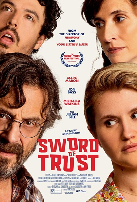 Sword Of Trust (2019) HDRip AC3 x264 CMRG
