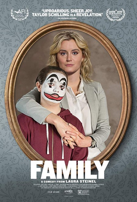 Family (2018) HDRip XviD AC3 EVO