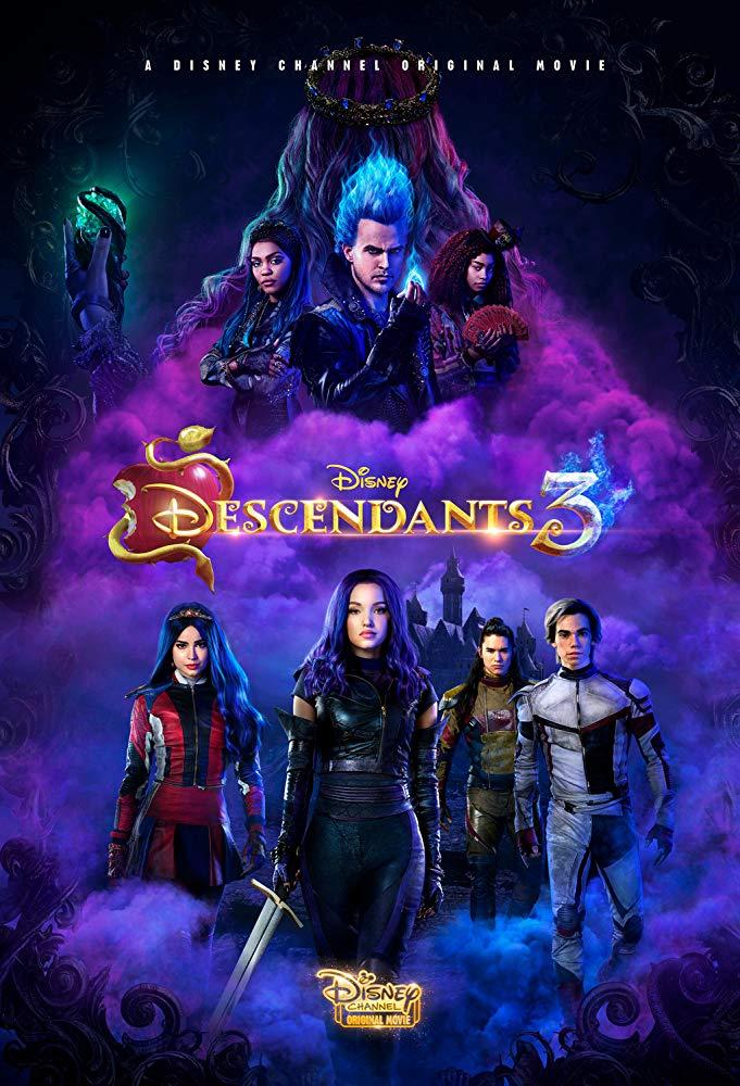 Descendants 3 2019 DVDRip XviD AC3-EVO[TGx]