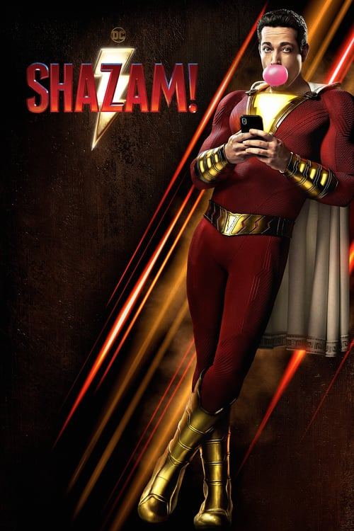 Shazam! (2019) (2160p BluRay x265 HEVC 10bit HDR AAC 7 1 Tigole)