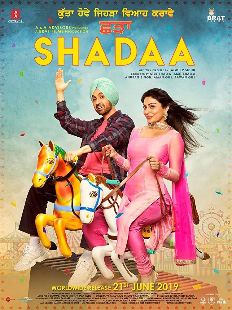 Shadaa 2019 720p Punjabi AMZN WEBRip x264 AAC 6CH ESubs - LOKiHD - Telly