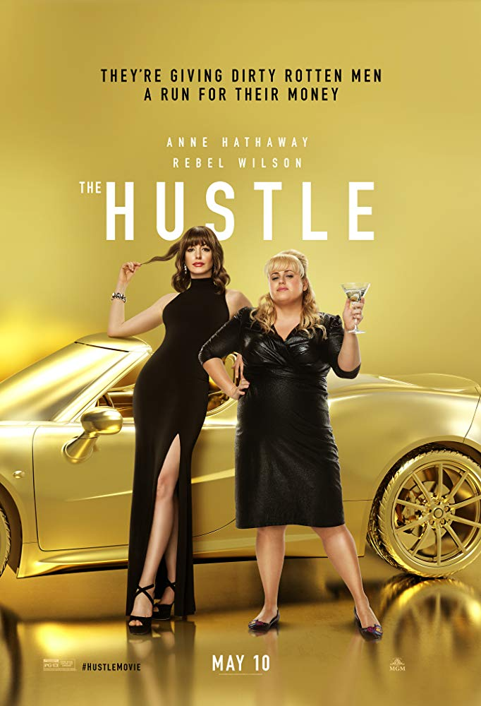The Hustle 2019 HDRip XviD AC3-EVO