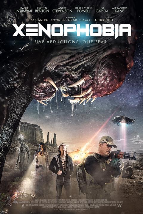 Xenophobia 2019 1080p WEB-DL H264 AC3-EVO