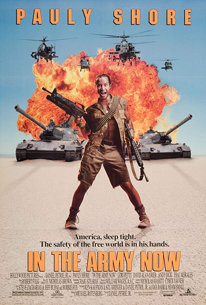 In the Army Now 1994 [WEBRip] [720p] YIFY