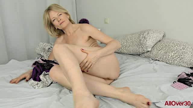 AllOver30 19 08 14 Diana V Mature Pleasure XXX