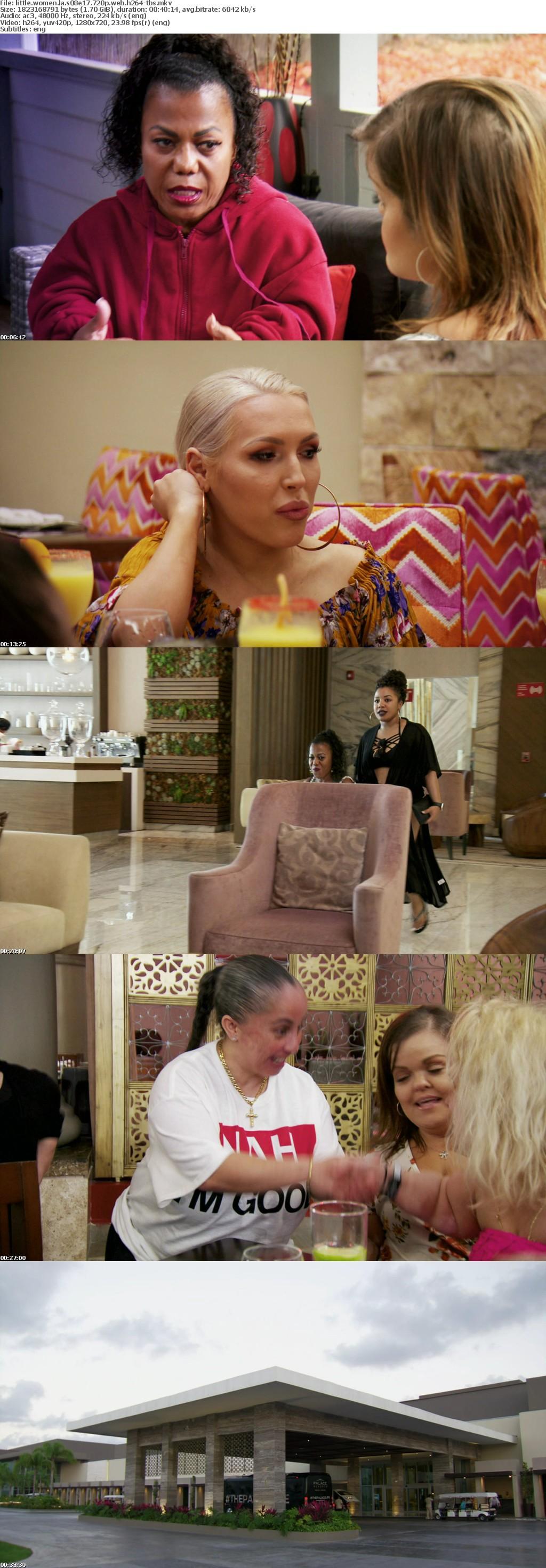 Little Women LA S08E17 720p WEB h264-TBS