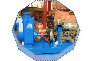 centrifugal trash pump