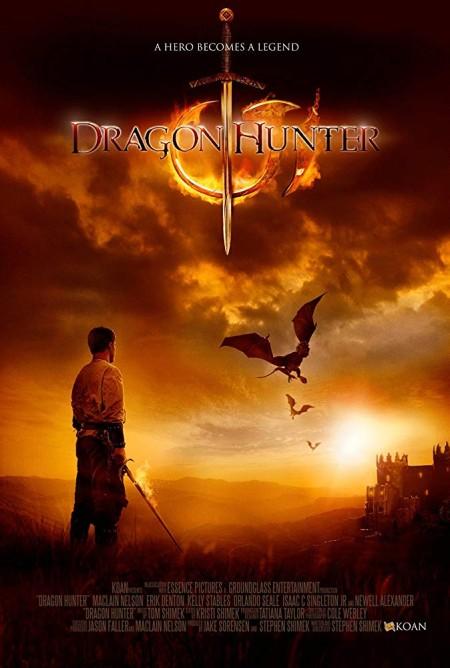 Dragon Hunter 2009 720p BluRay H264 AAC RARBG