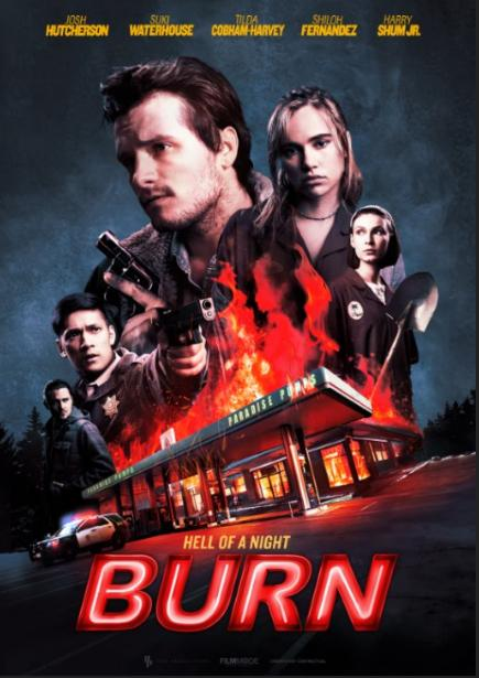 Burn 2019 HDRip XviD AC3-EVO