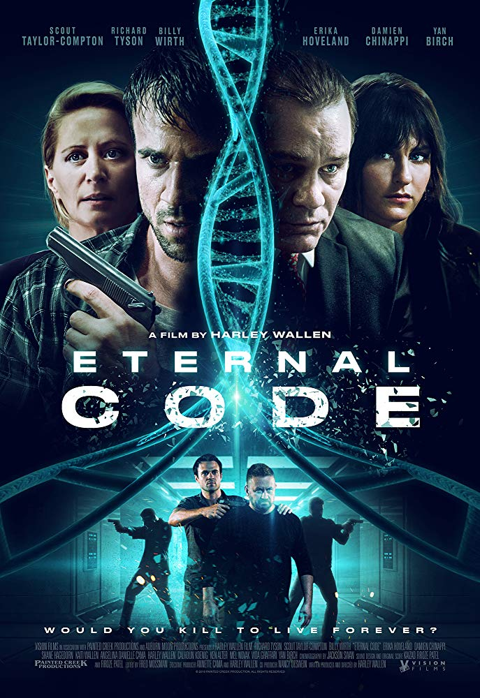 Eternal Code 2019 English 720p HDRip X264 800MB ESubs[MB]