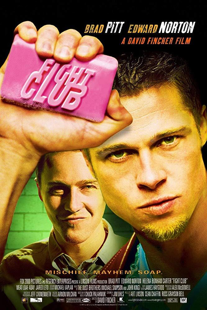 Fight Club 1999 REMASTERED 1080p BluRay x264-WLM