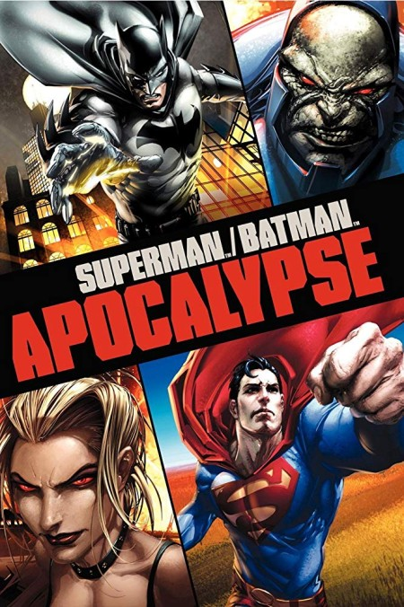 Superman Batman Apocalypse (2010) 1080p BDRip x265.10bit AC3 5.1 Goki
