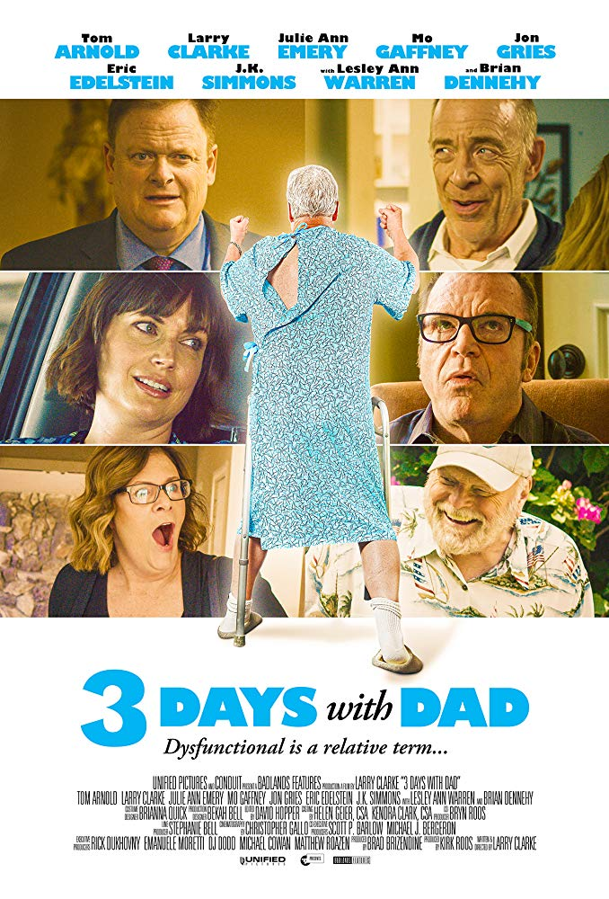 3 Days With Dad 2019 1080p WEB-DL DD5 1 H264-FGT