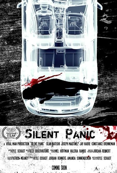 Silent Panic (2018) HDRip x264 SHADOW