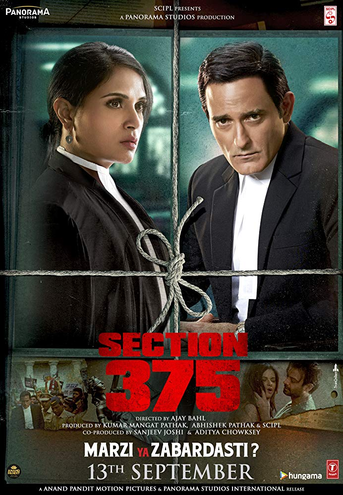 Section 375 2019 Hindi HDCAMRIP 700MB x264 [MB]
