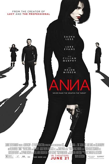 Anna (2019) 1080p BRRip X264 AC3 5.1 KINGDOM RG