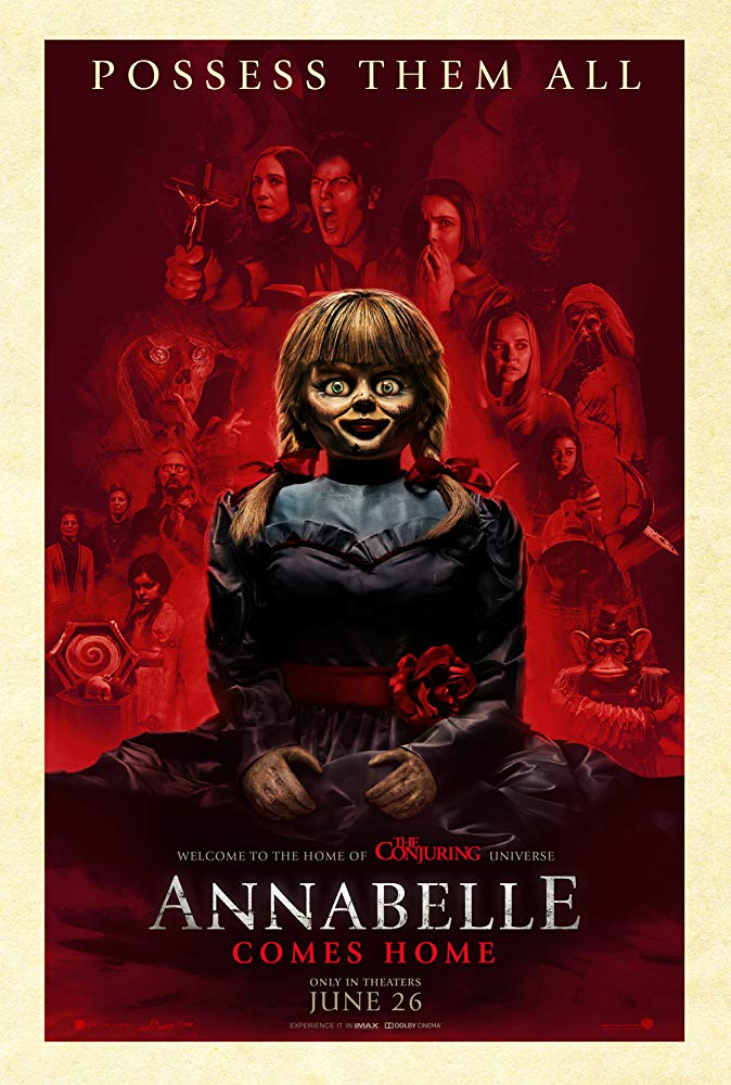 Annabelle Comes Home 2019 WEB-DL XviD MP3-FGT