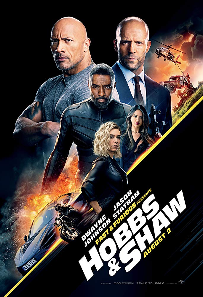 Fast and Furious Presents Hobbs and Shaw 2019 1080p HC HDRip X264 AC3-EVO