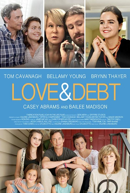 Love and Debt (2019) HDRip AC3 x264 CMRG