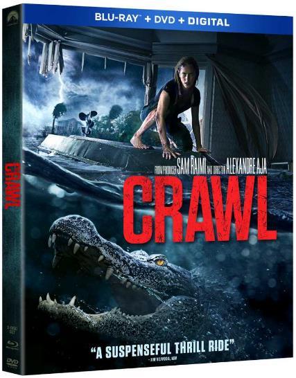 Crawl (2019) 1080p WEBRip x264  YIFY