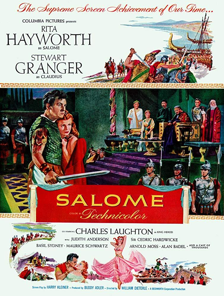 Salome 1953 WEBRip XviD MP3-XVID