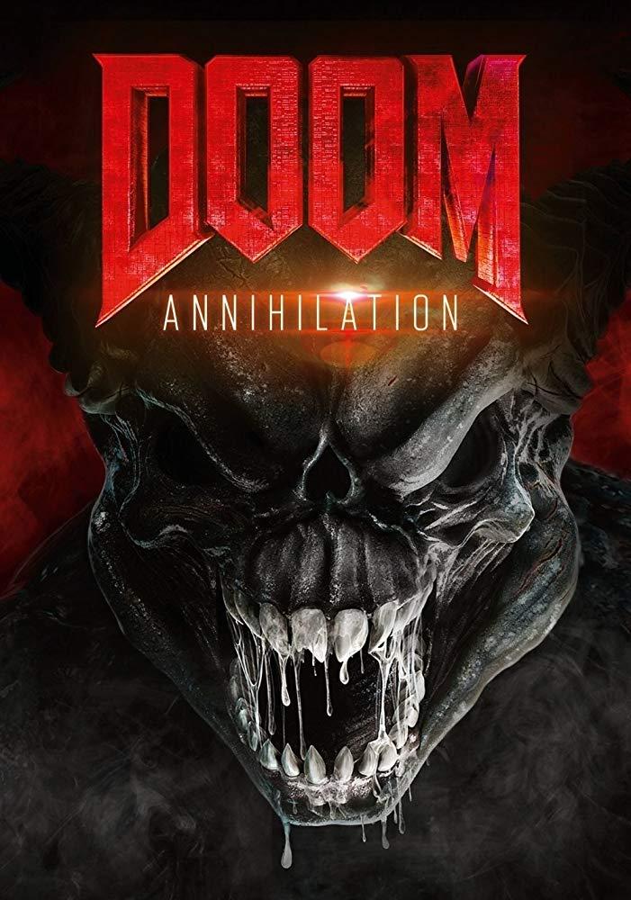 Doom Annihilation 2019 DVDR-JFKDVD