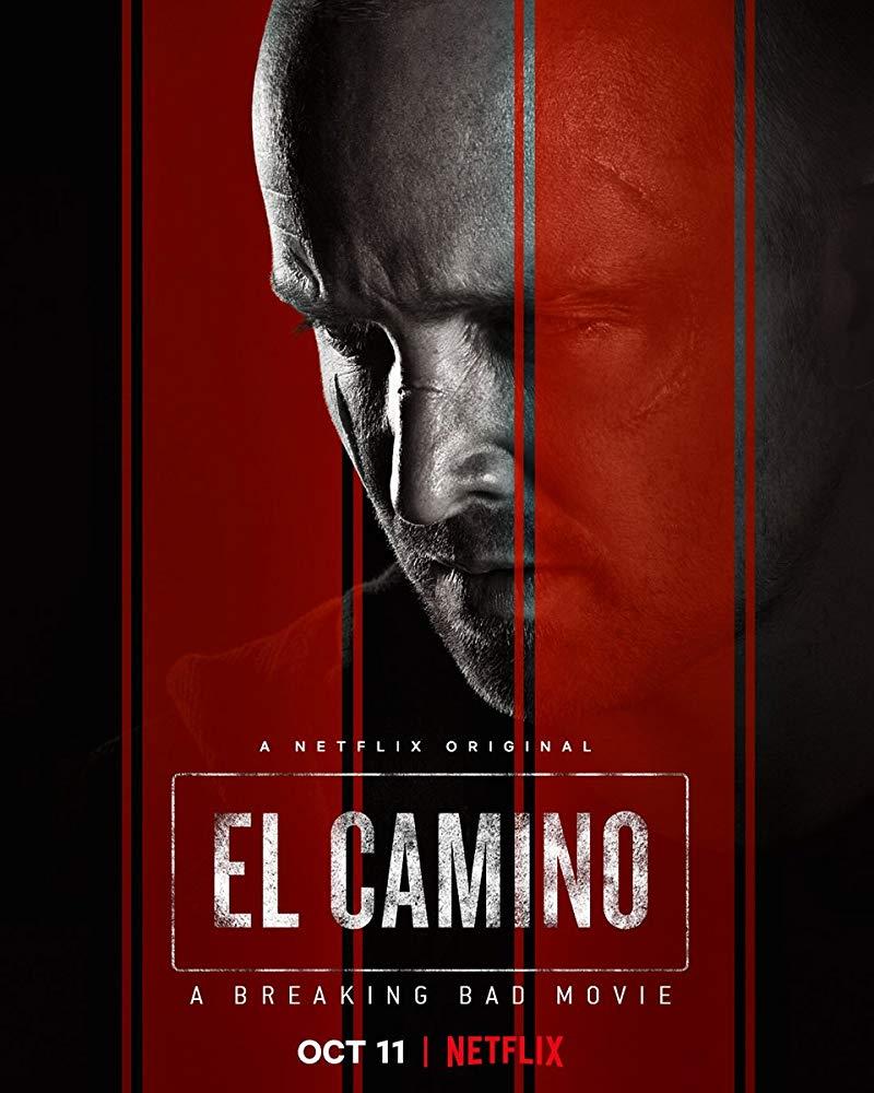 El Camino A Breaking Bad Movie 2019 1080p NF WEBRip DD5 1 x264-FGT
