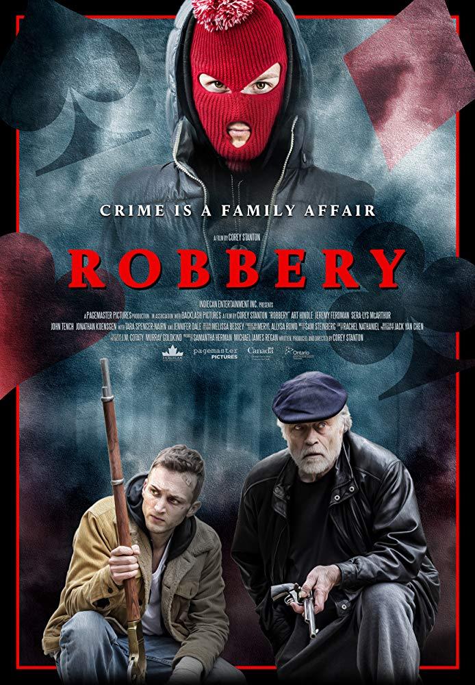 Robbery 2018 HDRip XviD AC3-EVO[EtMovies]