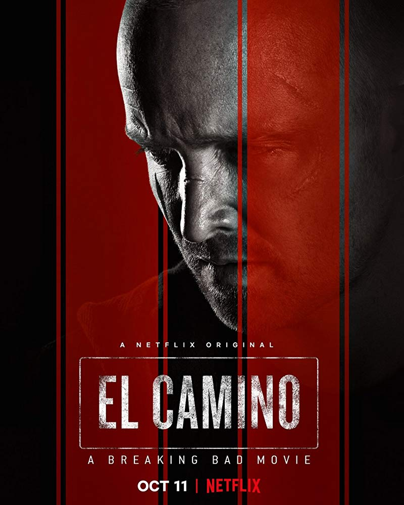 El Camino A Breaking Bad Movie 2019 1080p REPACK NF WEB DDP5 1 Atmos x264-NTb