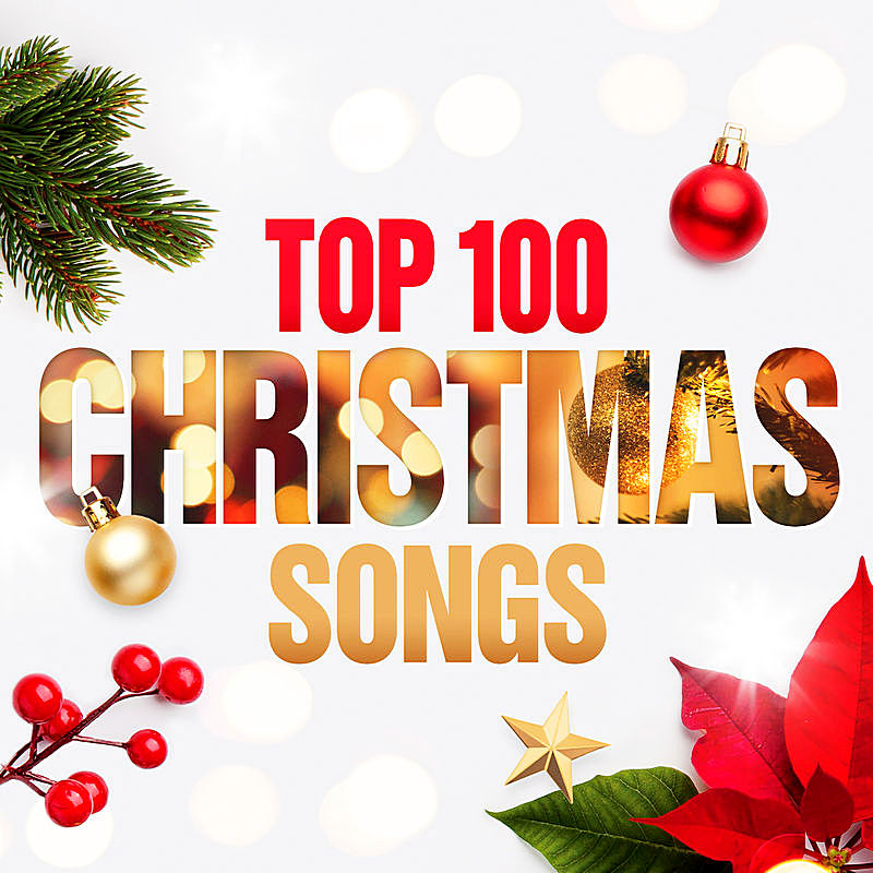 VA - Top 100 Christmas Songs (2019) MP3 [320 kbps]
