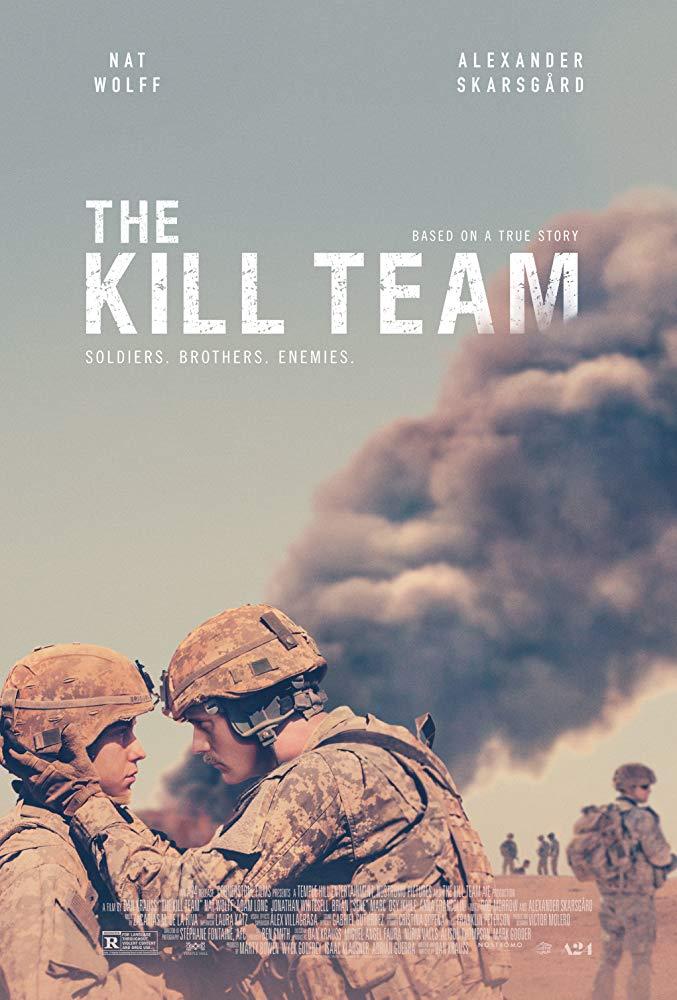 The Kill Team 2019 HDRip AC3 x264-CMRG[TGx]