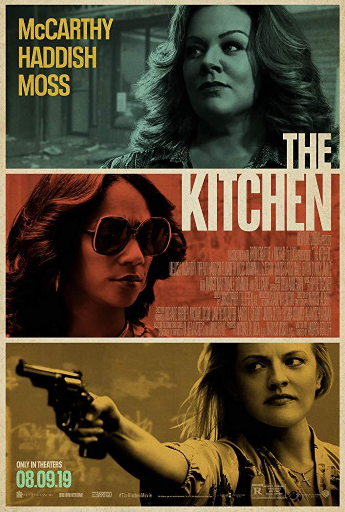The Kitchen 2019 [BluRay] [720p] YIFY