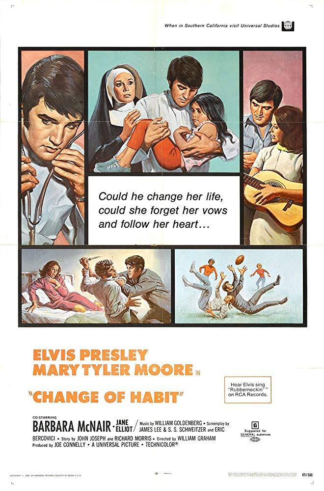 Change of Habit 1969 720p BluRay x264 x0r