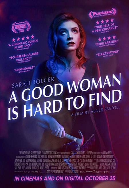 A Good Woman Is Hard To Find (2019) HDRip XviD AC3-EVO