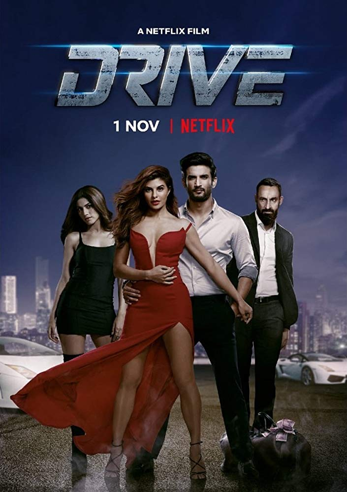 Drive 2019 1080p NF WEB-DL Dual Audio Hindi-English DDP5 1 H 264-BonsaiHD