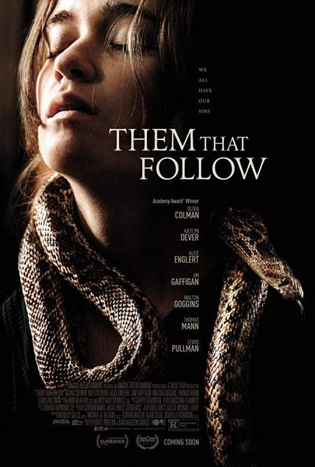 Them That Follow (2019) HDRip AC3 x264  CMRG