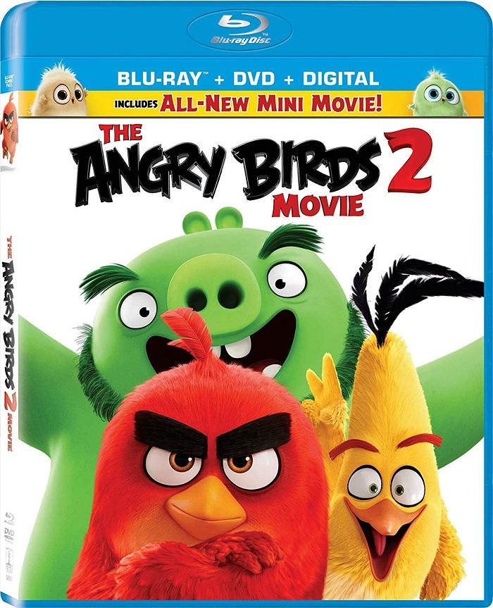 2019憤怒鳥大電影2 The Angry Birds Movie 2 (BD-MKV@粵國英/繁簡英)