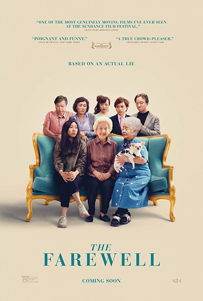 The Farewell 2019 BRRip AC3 x264-CMRG